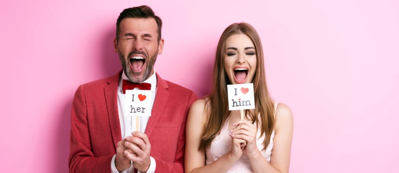 Being over affectionate when newlywed can lead to marital issues