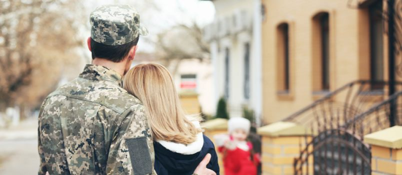 Ever Wonder What It Is like to Be Married to a Soldier