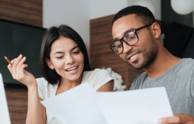How to Plan Your New Financial Life Together