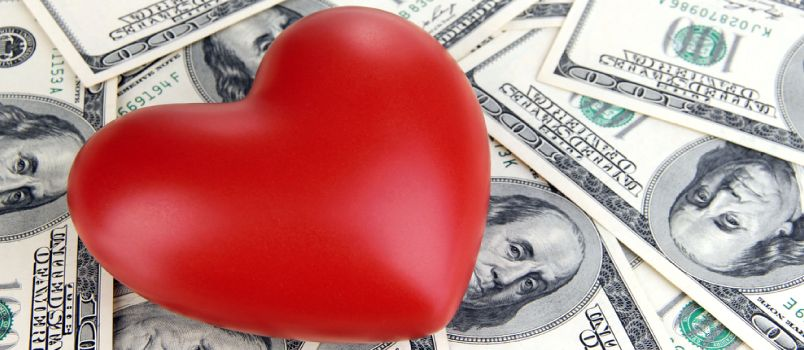 """Having a prenup pretty much establishes the fact that your wife or husband isn't trying to """"play you for the money."""""""