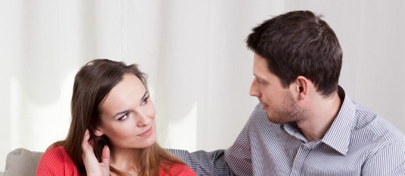 It's ok to lower your defences at home, and within your relationship