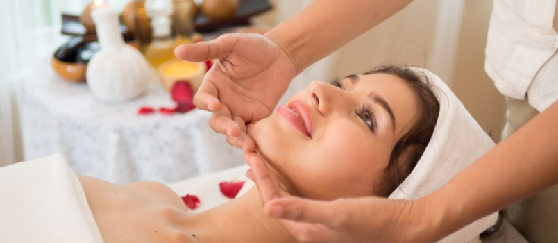 Facials counteract pollution and sun damage while improving skin texture and elasticity
