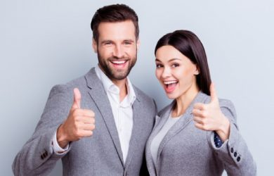 Run a successful business with your partner