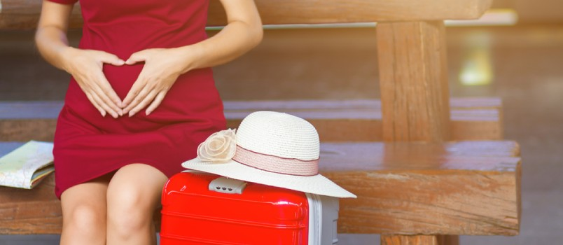 Tips for traveling during pregnancy