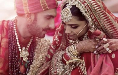 Chronicling DeepVeer Wedding