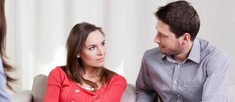 Women should approach the relationship in a balanced way