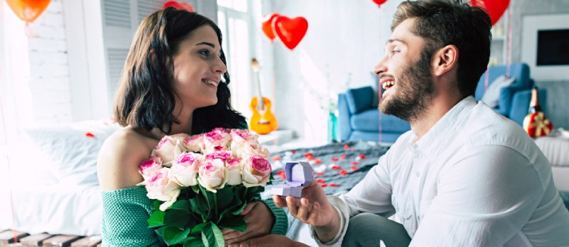 4 Hi-Tech Marriage Proposals Ideas That Will Make Her Say Yes