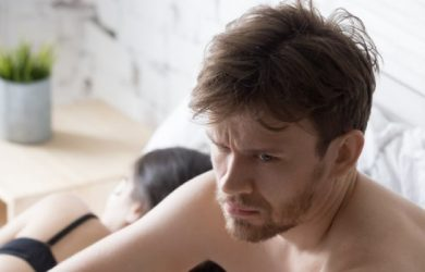 How to solve the most common sexual problems in men?