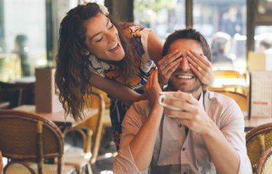 Your spouse's surprise when you start cherishing your spouse
