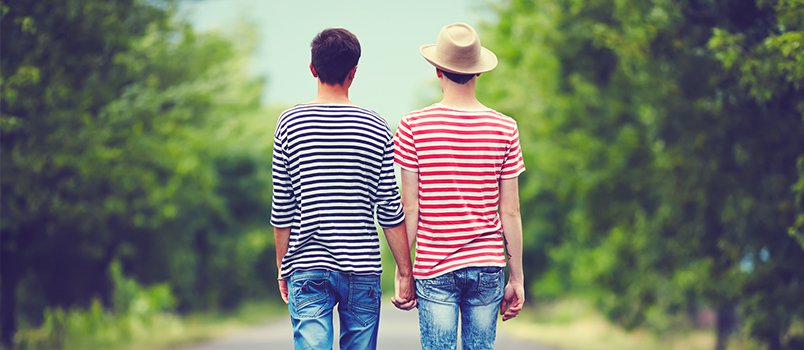 Are You Your Ideal Gay Partner's Ideal Gay Partner