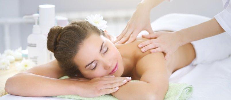 Get a couple's massage