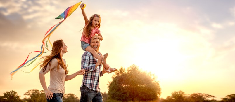 3 Simple Ways to Become a Happier Family