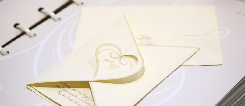 Wedding Invitation Wording Etiquettes to Follow