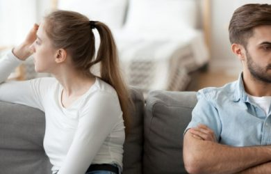 Dealing With Guilt After an Unsuccessful Marriage