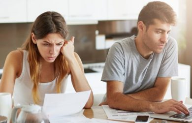 Red Flags of Financial Infidelity and What to Do About It