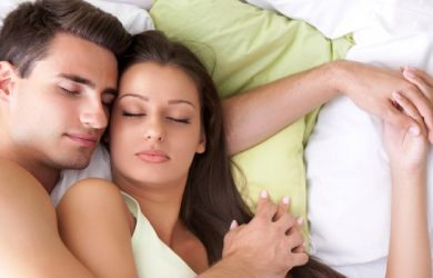7 Couples' Sleeping Positions and Their Significance