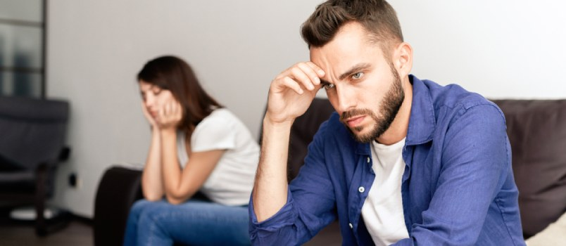 A Testimony of Hopelessness in Marriage