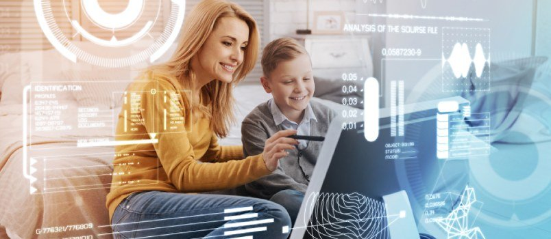Awesome Benefits of Smart Home Technology for Parents