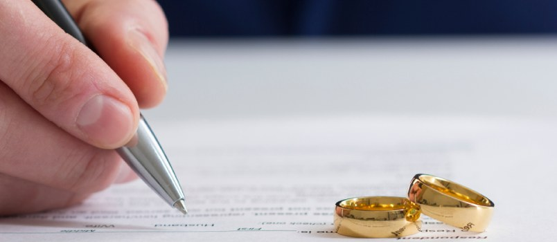 8 Reasons for divorce in the UK