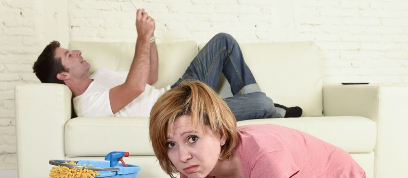 How to Deal with a Lazy Husband