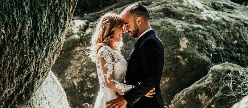 A Wedding During Coronavirus Pandemic
