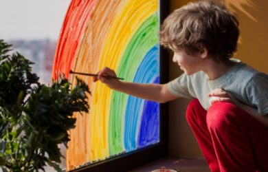 7 Tips on How to Raise Creative Kids