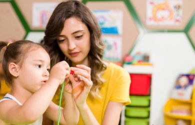 How to Encourage Fine Motor Skills Development in Your Child