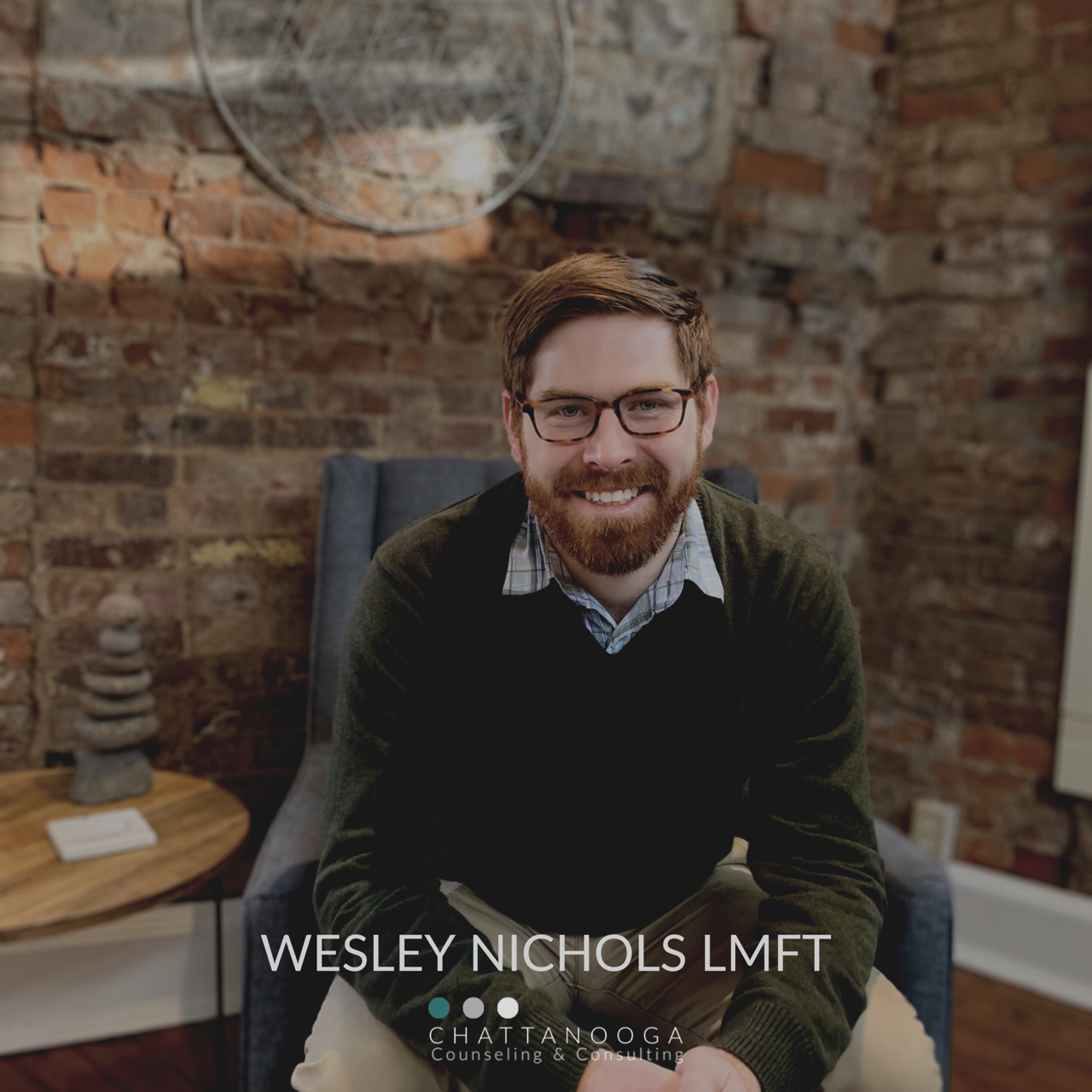 Wesley Nichols, Marriage & Family Therapist Chattanooga, TN
