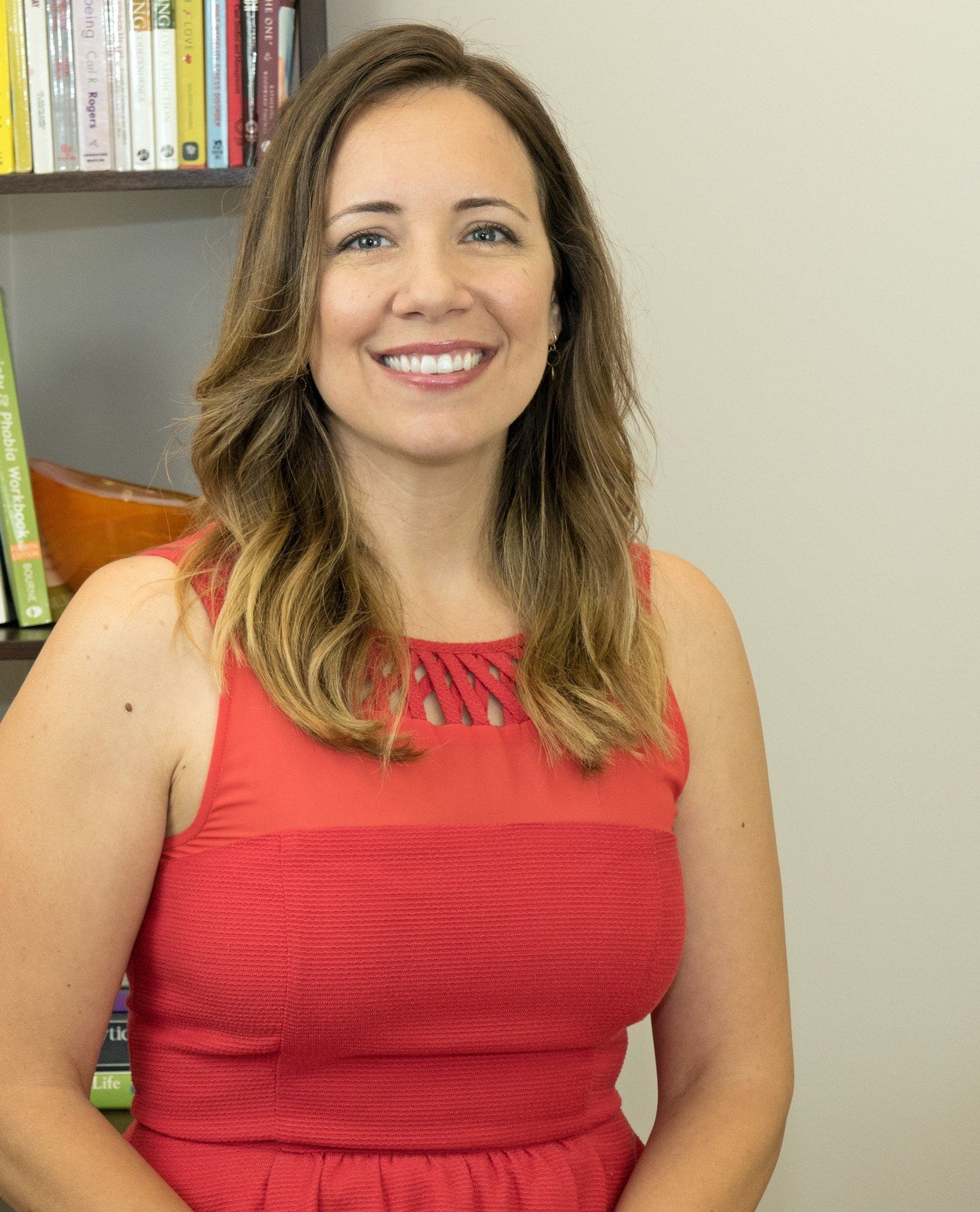 Jennifer Larson, Licensed Professional Clinical Counselor Chicago, IL