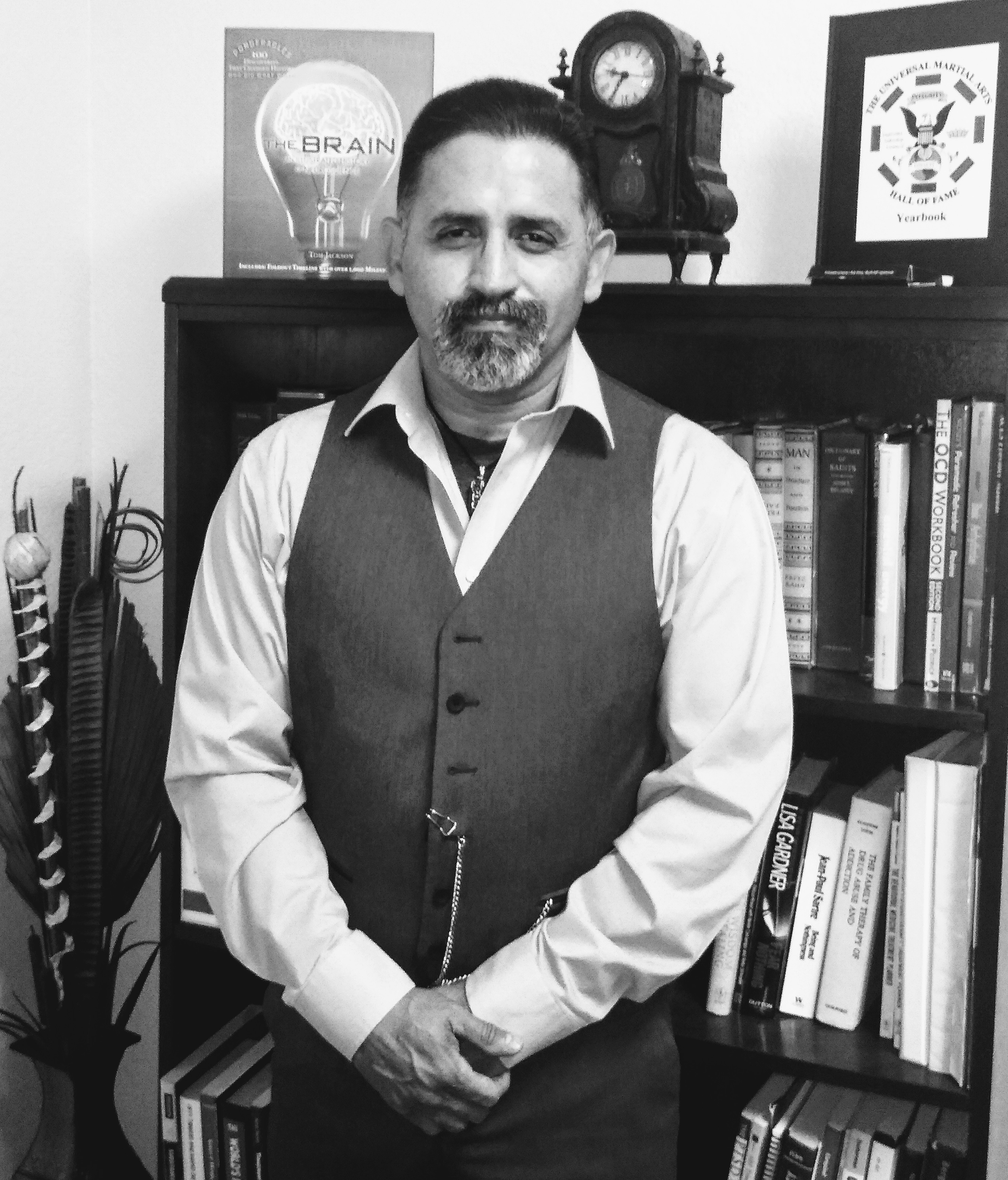 Samuel Capelli, LPCC, Licensed Professional Clinical Counselorin El Paso, TX