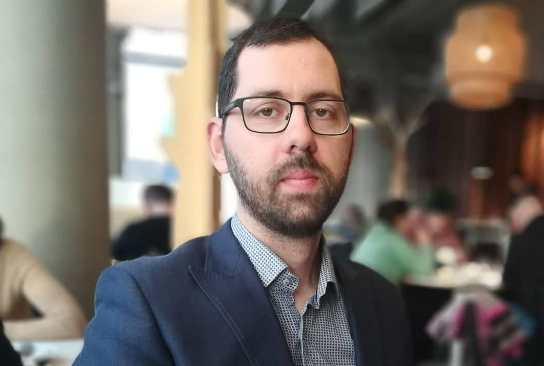 Uros Rajakovic, Registered Psychotherapistin Belgrade,