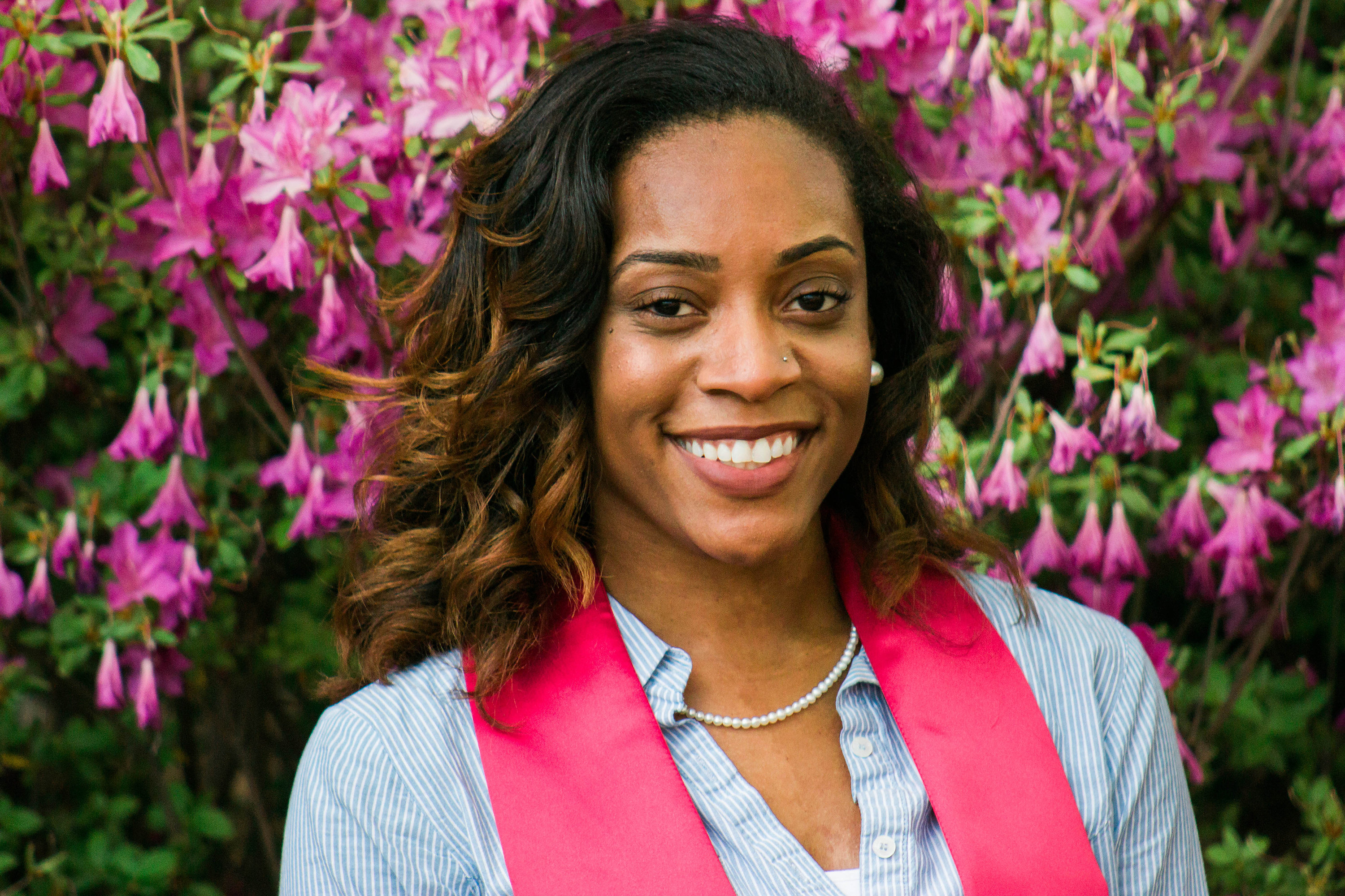 Crystal Neville, Registered Intern