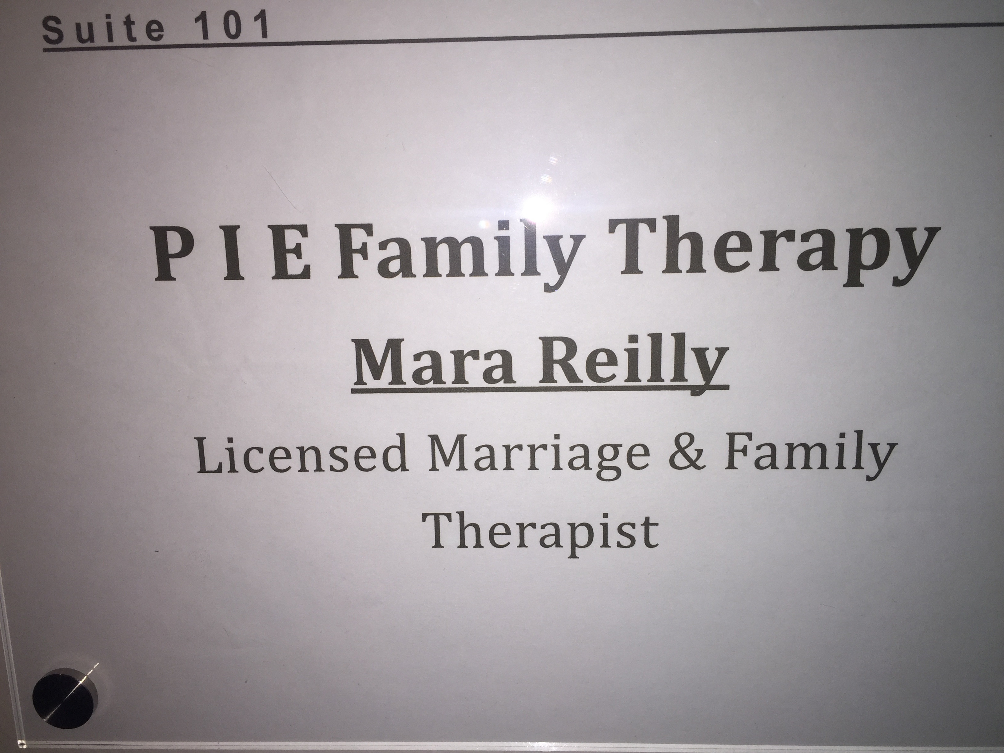 Mara Reilly, LMFT, Marriage & Family Therapist