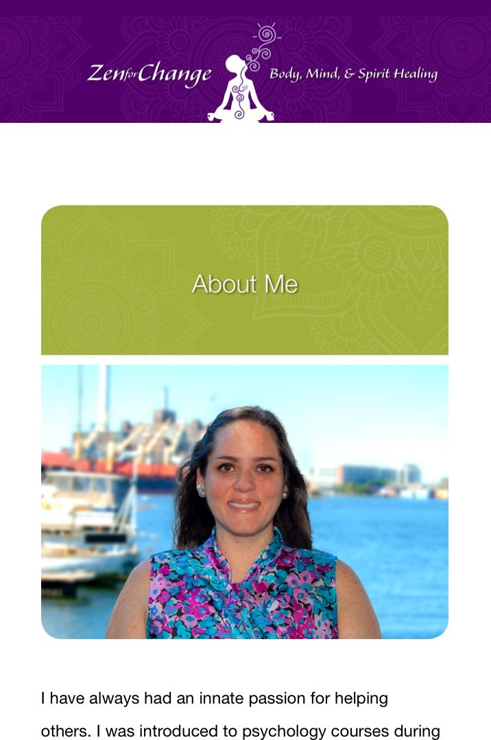 Estefania Simich, LCPC, CST, LPCC, Licensed Professional Clinical Counselor in Baltimore, MD