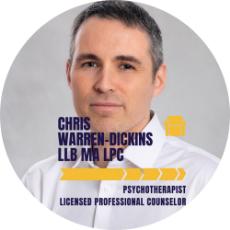 Chris Warren Dickins, Licensed Professional Counselor Ridgewood,