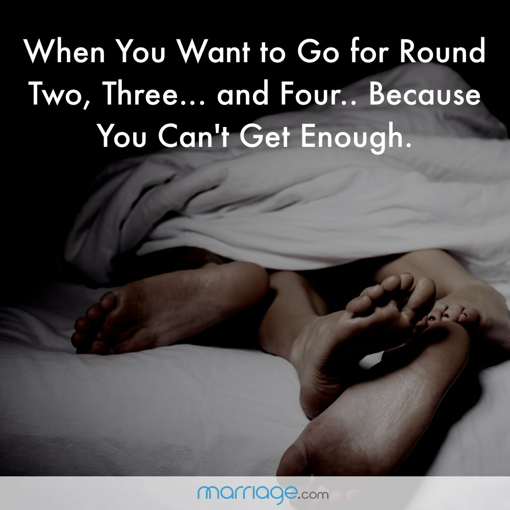 When You Want to Go for Round Two, Three... and Four.. Because You Can\'t Get Enough.