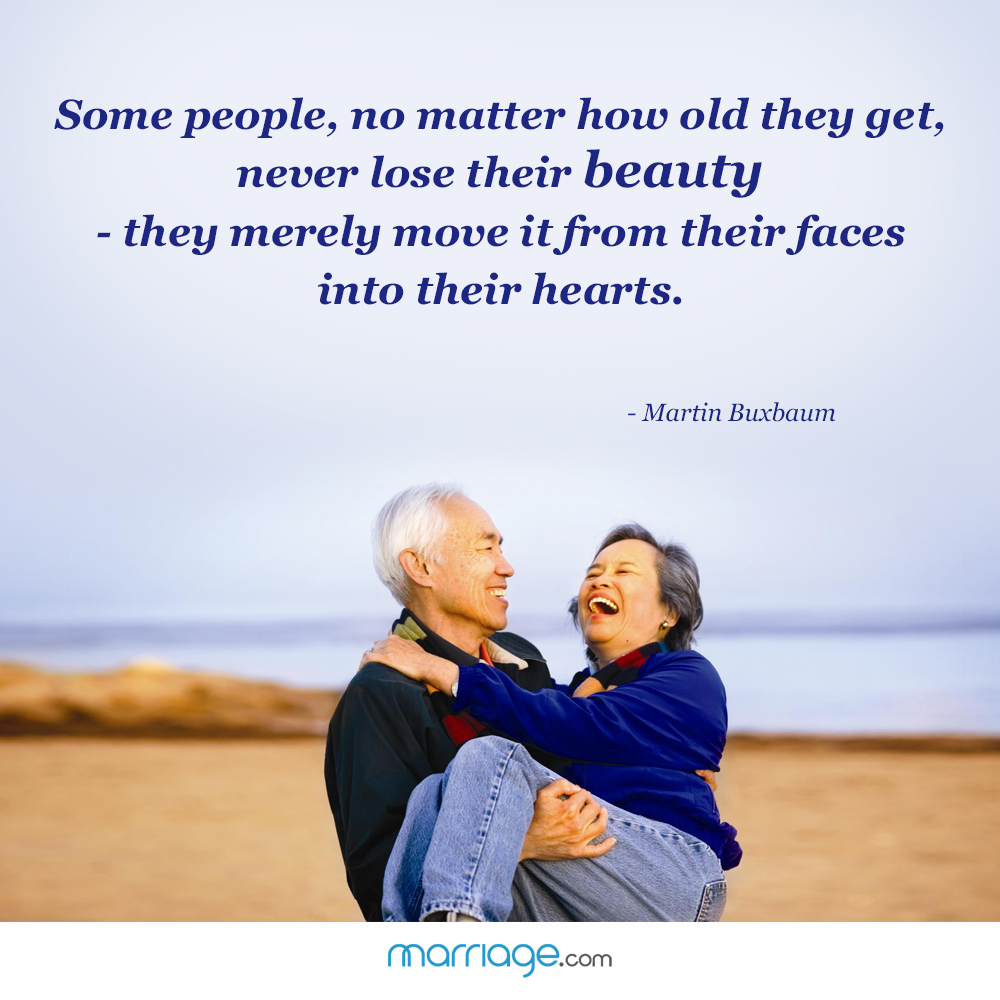Old People Quotes Some People No Matter How Old Marriage Quotes