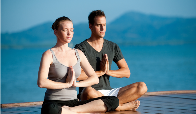 Meditation with Experience Sharing - Pathway to Healthy Relationship