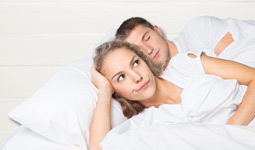 Don't get mad at your partner for being tired